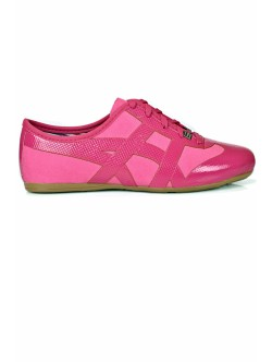 Обувки Пепи розово