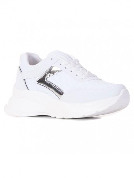 Бели маратонки малък размер