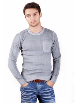 Пуловер Марис грей