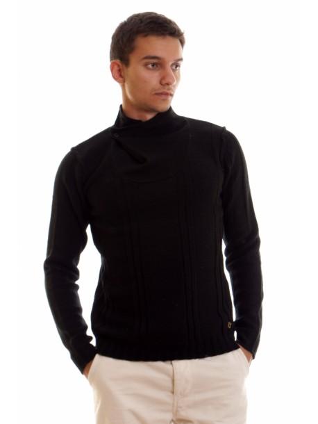 Пуловер Марио Блек V0676