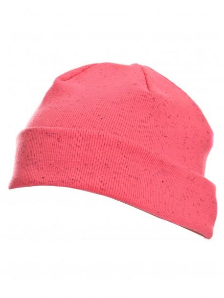 Шапка в розово