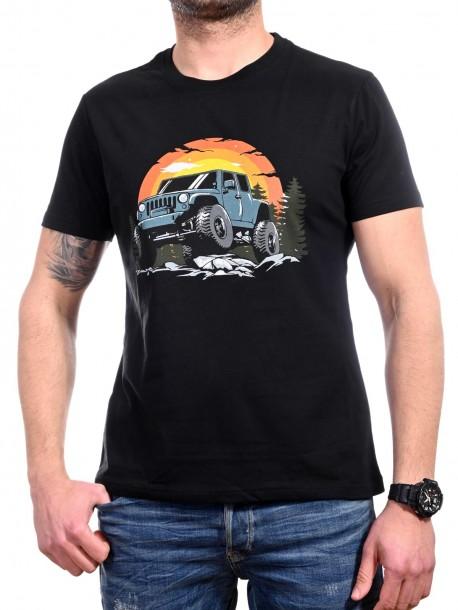 Мъжка тениска Offroad