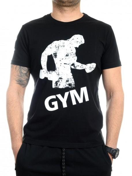 Мъжка тениска за зала