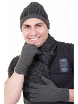 Шал шапка и ръкавици Янис