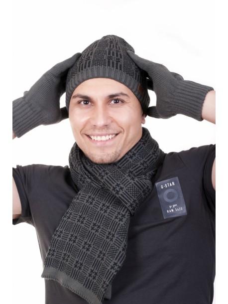 Шал шапка и ръкавици Сион V0732