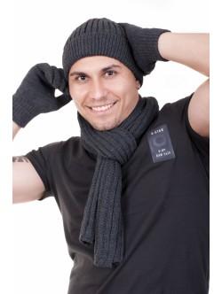 Мъжки шал, шапка и ръкавици Виксън