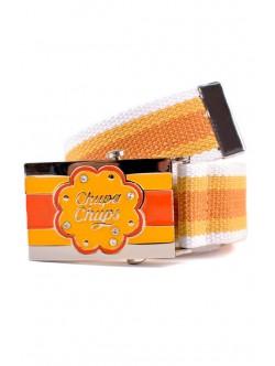 Дамски текстилен колан Chupa Chups