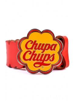 Дамски кожен колан Chupa Chups