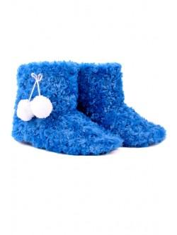 Пантофи Джеси синьо