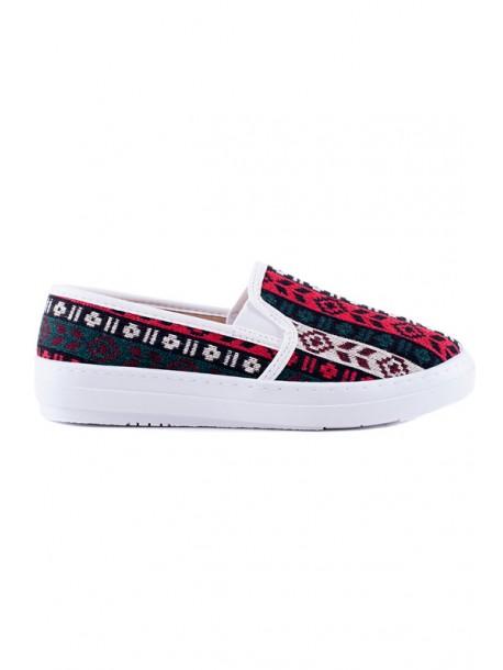 Дамски обувки без връзки Дони V01213