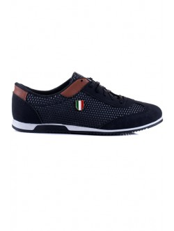Спортни обувки Италия черно