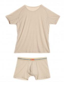 Мъжки комплект тениска и боксерки