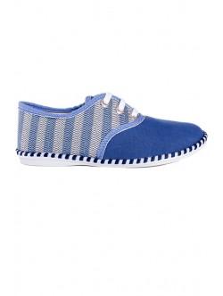 Обувки Жулиета синьо