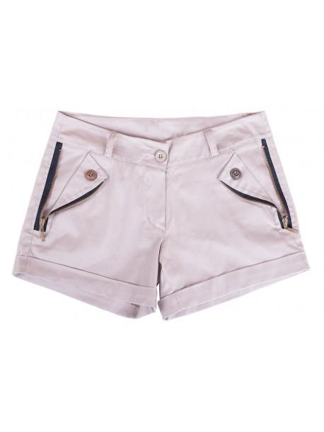 Дамски къси панталони V01403