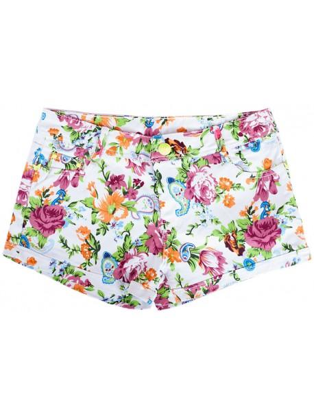 Къси панталонки флора V0241