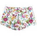 Къси панталонки флора