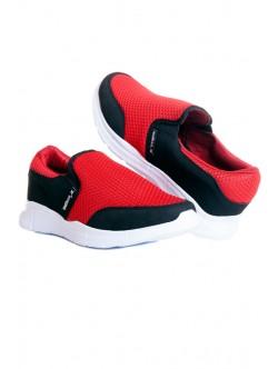 Червени маратонки Strong