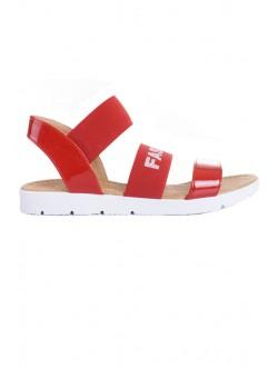 Сандали Fashion червено