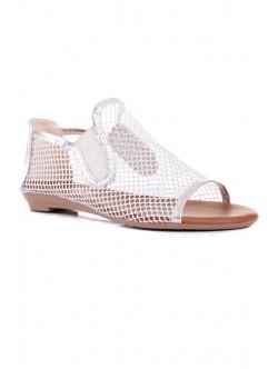 Бели сандали Катя