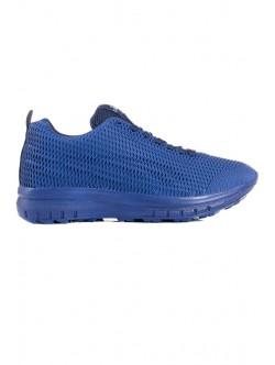 Сини дамски маратонки Jagen