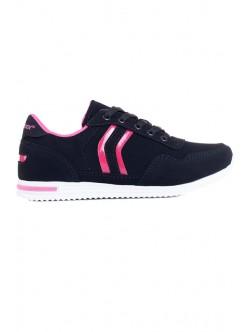 Черни дамски маратонки Acropol