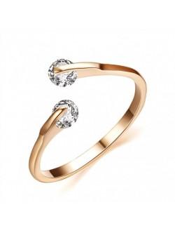 Дамски пръстен с диамант