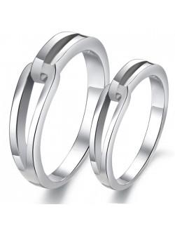Двоен стоманен пръстен