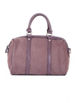 Кафява дамска чанта