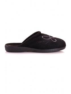 Домашни пантофи - черни