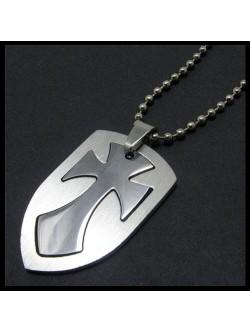 Медальон от стомана 316L