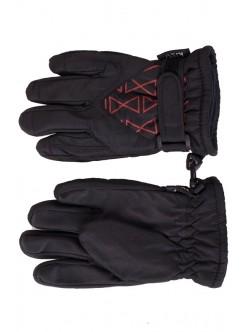 Детски ръкавици - черни