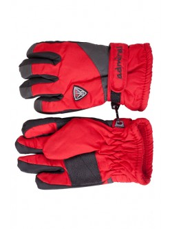 Детски ръкавици - червени