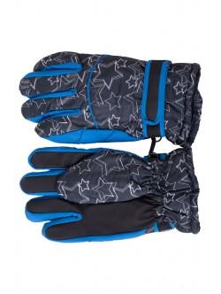 Сини ръкавици за юноши