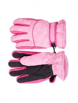 Ръкавици за юноши - светло розови
