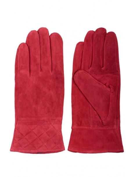 Ръкавици от естествен велур