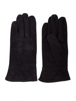 Дамски ръкавици от естествен велур