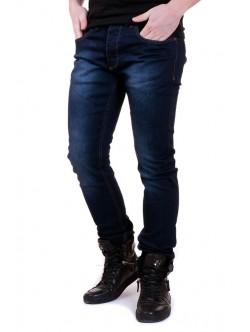 Тъмно сини дънки