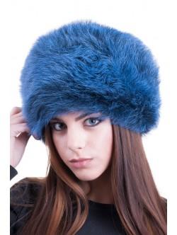 Шапка Валенсия - синя