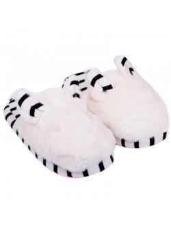 Домашни пантофи Маус - бели