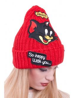 Червена шапка Томи