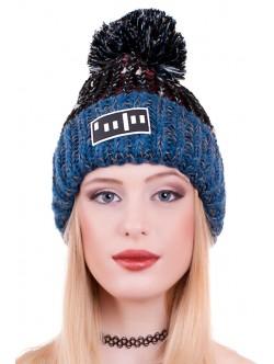 Плетена зимна шапка Флорентина