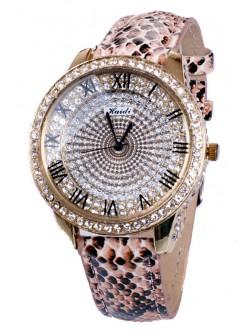 Часовник с камъчета