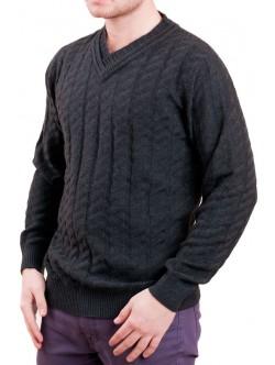 Дебел мъжки пуловер