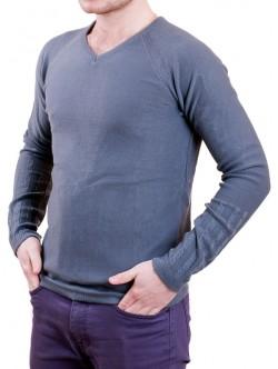 Мъжки памучен пуловер