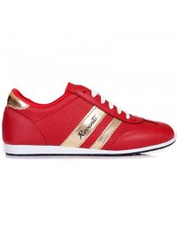 Червени маратонки Revento