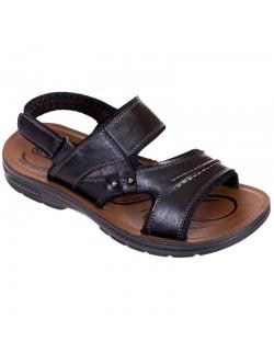 Мъжки сандали с лепка