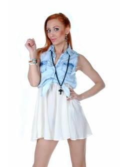 Къса рокля Роси