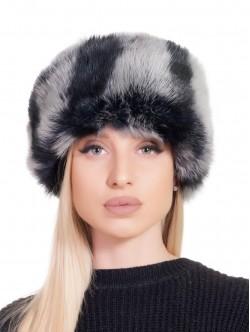 Агнешка шапка - сива
