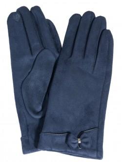 Дамски ръкавици - сини