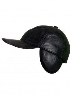 Мъжка шапка с уши
